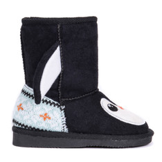 Kid's Penguin Fabric Boot